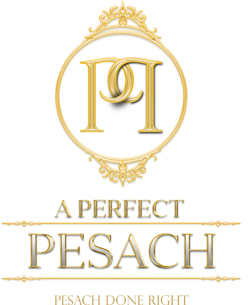 A perfect Pesach Logo